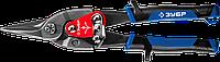 ЗУБР ПРОФЕССИОНАЛ Прямые ножницы по металлу, 250 мм, фото 1