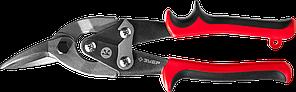 ЗУБР Правые ножницы по металлу, 250 мм