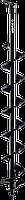 Шнек для мотобуров, грунт, d=100 мм, однозаходный, ЗУБР, фото 1