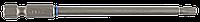 """Бита ЗУБР """"ЭКСПЕРТ"""" торсионная кованая, обточенная, хромомолибденовая сталь, тип хвостовика E 1/4"""", T20,"""