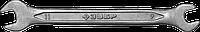 Рожковый гаечный ключ 6 x 7 мм, ЗУБР 157