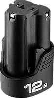 Аккумуляторная батарея 12 В, Li-Ion, 1.5 Ач, ЗУБР, фото 1