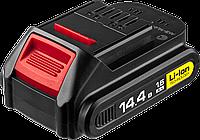 Аккумуляторная батарея 14.4 В, Li-Ion, 1.5 Ач, ЗУБР, фото 1