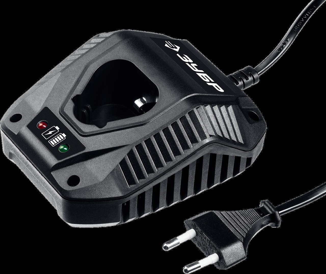 БЗУ-12 С1 Зарядное устройство 12 В, 1.8 А, для Li-Ion АКБ, ЗУБР