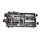 Дозатор поршневой Y2WTD (100-1000 мл. 2 гол., жидкость) Foodatlas Pro, фото 2