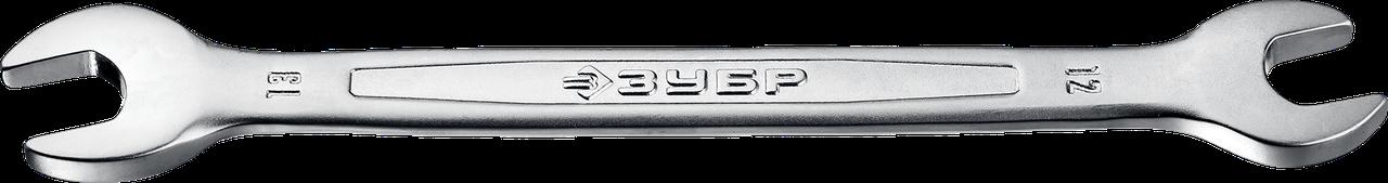Рожковый гаечный ключ 6 x 7 мм, ЗУБР 171