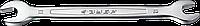 Рожковый гаечный ключ 6 x 7 мм, ЗУБР 171, фото 1