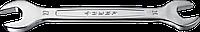 Рожковый гаечный ключ 6 x 7 мм, ЗУБР 263, фото 1