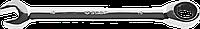 Комбинированный гаечный ключ трещоточный 8 мм, ЗУБР 200, 15, фото 1