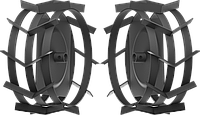 ЗУБР ГР-425 грунтозацепы для мотоблоков, 425х200 мм, набор 2 шт, фото 1