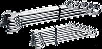 Набор комбинированных гаечных ключей 13 шт, 6 - 22 мм, ЗУБР