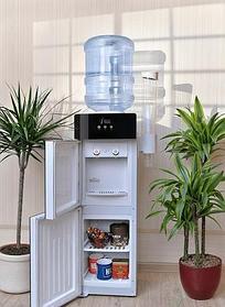 Диспенсеры, кулеры для воды с холодильником