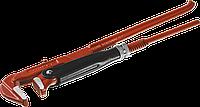ЗУБР Мастер-90, №0, ключ трубный, прямые губки, фото 1