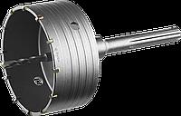 """Коронка по бетону ЗУБР """"Профессионал"""" с державкой SDS-Max, 100 мм 1 125 мм, 125, фото 1"""