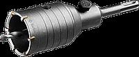 "Коронка по бетону ЗУБР ""Мастер"" с державкой SDS-Plus, 35 мм 50, 6, 1 50 мм, фото 1"