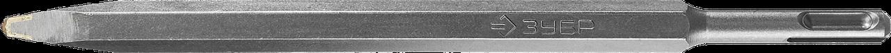 ЗУБР ВК8 SDS-plus Зубило пикообразное 250 мм