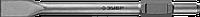 ЗУБР БУРАН HEX 30 Зубило плоское 35 х 400 мм, фото 1