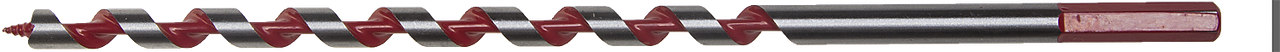 ЗУБР 8x235/160мм, сверло левиса по дереву, шестигранный хвостовик