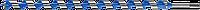 ЗУБР 30x450/360мм, сверло левиса по дереву, шестигранный хвостовик 30, 600, 470, фото 1