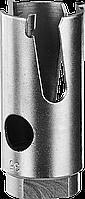 ЗУБР ПРОУНИВЕРСАЛ 105мм, коронка с твердосплавными резцами 35, 3, фото 1