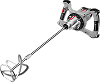 Миксер ЗУБР МР-1600-2 строительный, 2-скоростной, 1600 Вт, 26.7 Нм, 0-390 / 0-550 об/мин, М14 патрон,, фото 1