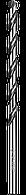 ЗУБР ПРОФ-А 1,5х70 мм , Удлиненное сверло по металлу, сталь Р6М5, класс А 4.8, 132, 87, фото 1