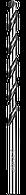 ЗУБР ПРОФ-А 1,5х70 мм , Удлиненное сверло по металлу, сталь Р6М5, класс А 9, 175, 115, фото 1