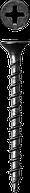 Саморезы СГД гипсокартон-дерево, 25 х 3.5 мм, 600 шт, фосфатированные, ЗУБР Профессионал 41, 300, фото 1
