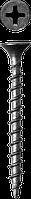 Саморезы СГД гипсокартон-дерево, 19 х 3.5 мм, 80 шт, фосфатированные, ЗУБР Профессионал 35, 55, фото 1