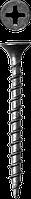 Саморезы СГД гипсокартон-дерево, 19 х 3.5 мм, 80 шт, фосфатированные, ЗУБР Профессионал 51, 40, фото 1