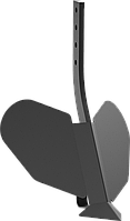ЗУБР ОКН-1 окучник не регулируемый для культиваторов, фото 1