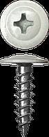 Саморезы ПШМ для листового металла, 16 х 4.2 мм, 500 шт, RAL-3005 темно-красный, ЗУБР 25, 400, RAL 9003