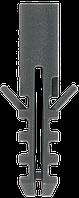 """Дюбель распорный полипропиленовый, тип """"ЕВРО"""", 5 х 25 мм, 2000 шт, ЗУБР"""