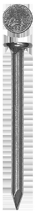 Гвозди строительные ГОСТ 4028-63, 16 х 1.2 мм, 100 гр., ЗУБР 25, 100 гр., ( ≈ 400 шт ±3%)