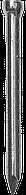 Гвозди финишные оцинкованные, 40 х 1.8 мм, 5 кг, ЗУБР 40, 100 гр., ( 120 шт ±3%)