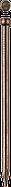 Гвозди финишные, с покрытием венге, 25 х 1.4 мм, 50 шт, ЗУБР