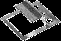 Крепеж для вагонки КЛЯЙМЕР 3 мм, 100 шт, ЗУБР 100 шт., 5 мм, 5