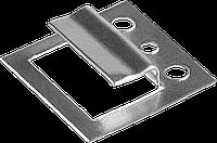 Крепеж для вагонки КЛЯЙМЕР 3 мм, 100 шт, ЗУБР 100 шт., 3.5 мм, 3.5
