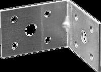 Уголок крепежный усиленный УКУ-2.0, 35х50х50 х 2мм, ЗУБР, фото 1