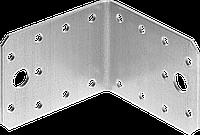 Уголок крепежный УК-2.0, 35х50х50 х 2мм, ЗУБР 11, 55 х 70 х 70, фото 1