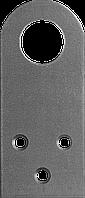 Проушина прямая ПР-2.0, 90х40 х 2мм, ЗУБР, фото 1