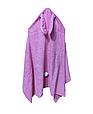 Полотенце с капюшоном уголок зайка, фото 6