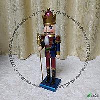 """Новогодняя фигура """"Щелкунчик"""" 37 см"""