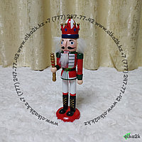 """Новогодняя фигура """"Щелкунчик"""" 26 см"""