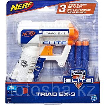 Бластер Nerf Elite Triad Нёрф Элит Триад , A1690