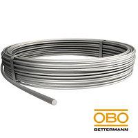 Круглый проводник из оцинкованной стали, диаметр 10 мм. Тип: RD 10. Бренд ОБО Беттерманн, OBO Bettermann