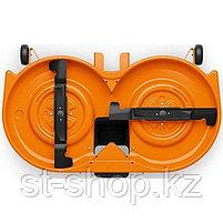Трактор газонокосилка STIHL RT 6127 ZL (20 л.с.   125 см   350 л) бензиновый райдер (минитрактор), фото 3