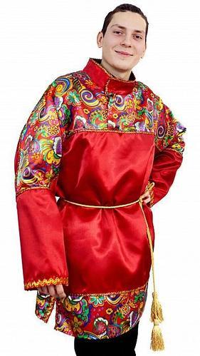 Batik Рубаха Русский богатырь (2026-1)