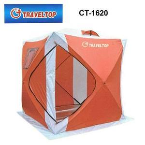 Палатка зимняя TUOHAI TH-1620 {200х200хh215 см}