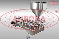 Завод АВРОРА Двухсопельный поршневой дозатор МД-500М1 с двумя индивидуально регулируемыми соплами